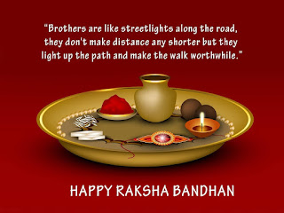 Happy Raksha Bandhan Facebook Status