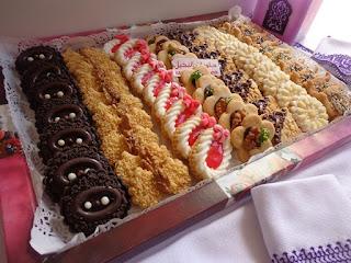 حلويات النخيل