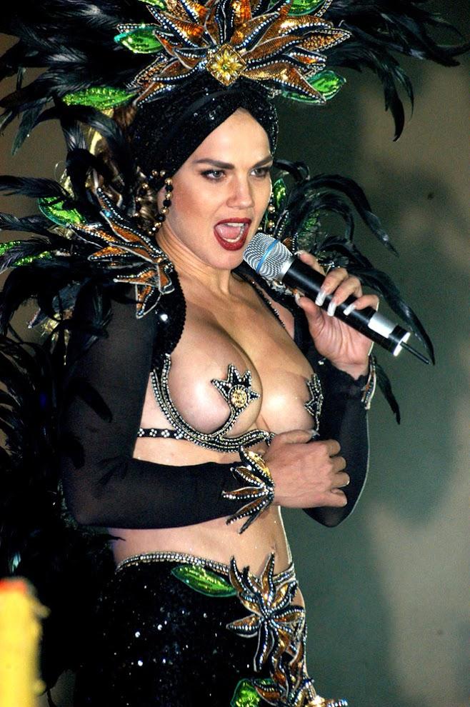 Niurka Marcos en Aventurera, 2004