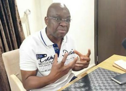 Fayose Dares EFCC: If You Have Any Case Let's Go To Court
