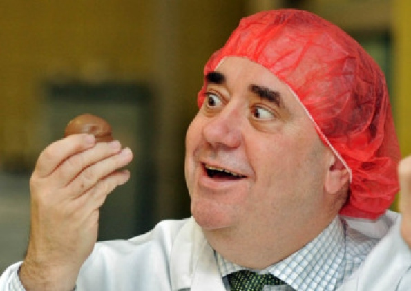"""SNP's SALMOND EMBROILED IN SEX SCANDAL: DID """"YES"""" CAMPAIGNER FAIL TO TAKE """"NO"""" FOR AN ANSWER?"""