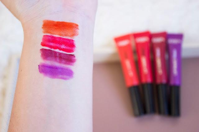 Lip Paint Matte L'Oréal