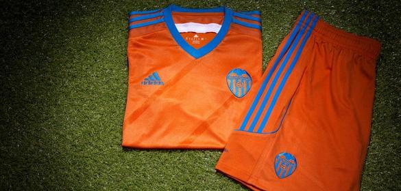 adidas quiere reconquistar al Valencia con el naranja