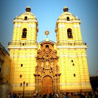 Iglesia de San Francisco, Lima
