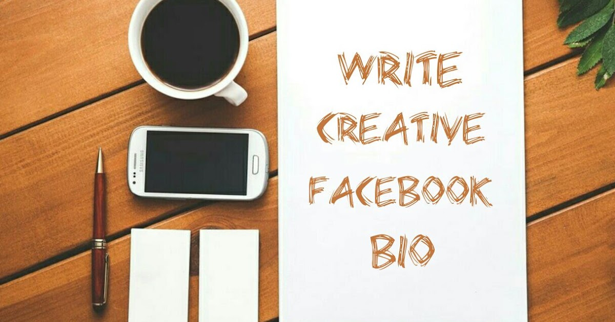 How to Write a Professional Bio for Your Facebook Profile