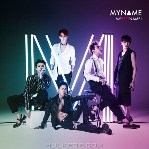 MYNAME – MYBESTNAME! (Japanese)