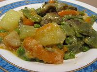 Menestra de verduras a mi manera