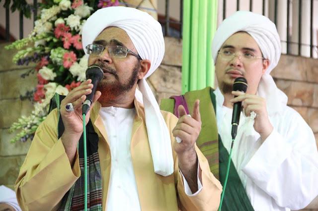 Habib Umar bin Hafidz: Masjid bukan Tempat untuk Berpolitik