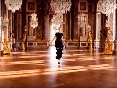 Galeria dos Espelhos, no Palácio de Versailles