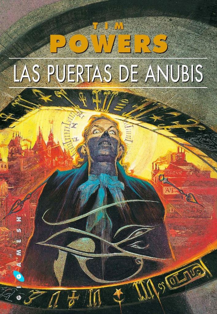 Las Puertas De Anubis – Tim Powers