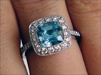 How Do I Love Thee Bliss Tiffany Blue