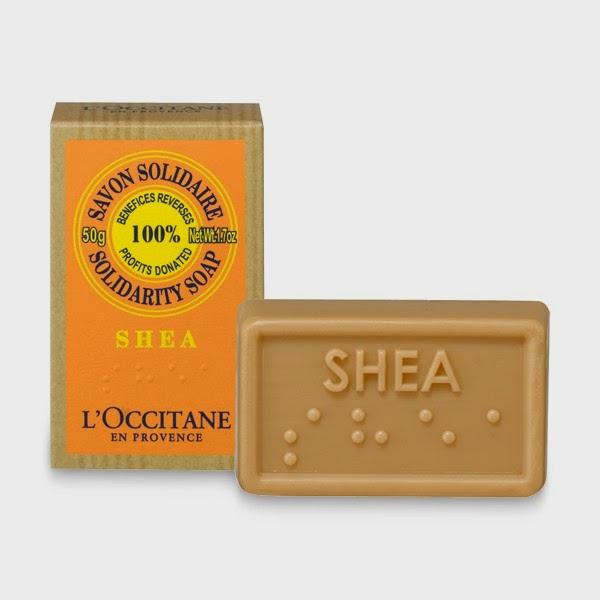 L'Occitane en Provence's She Butter Apricot Solidarity Soap.jpeg
