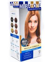cat rambut Miratone Cond Cream Color