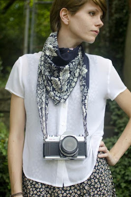 Creative and Cool Ways to Reuse Old Scarves (20) 8