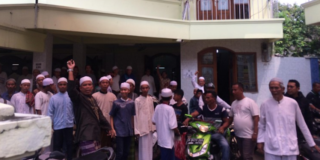 Polisi Bantah Kabar, Djarot Diusir dari Masjid