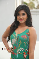 Actress Eesha Latest Pos in Green Floral Jumpsuit at Darshakudu Movie Teaser Launch .COM 0076.JPG
