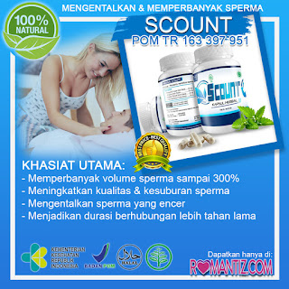 SCount dalam cara efektif meningkatkan kualitas sperma