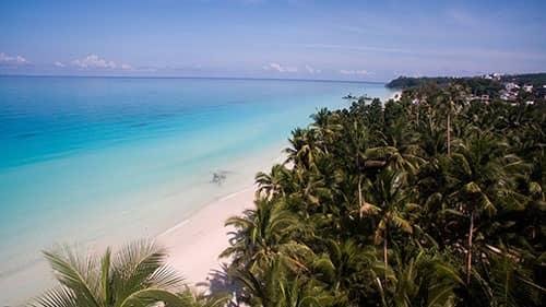 Soft Opening of Boracay Island