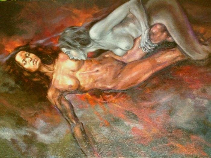 Болгарский художник. Ivo Sirakov