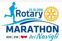 CLASSIFICA Rotary Marathon dei Navigli 2016