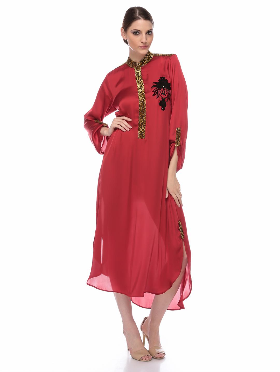 silk long shirtskurta designs 2013 for girls