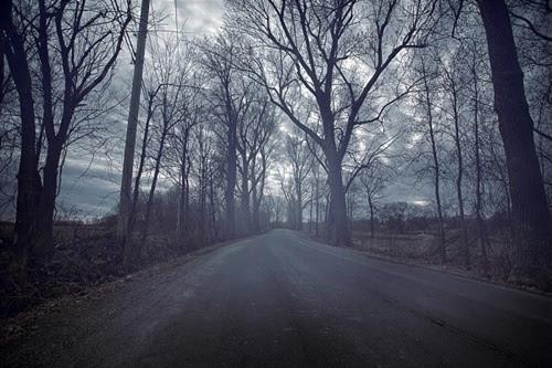 Jalan paling berhantu