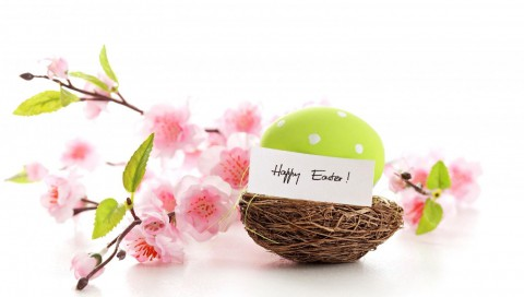 download besplatne pozadine i slike za Sony PSP čestitke blagdani Uskrs Happy Easter