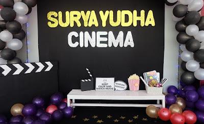 Surya yudha Cinema