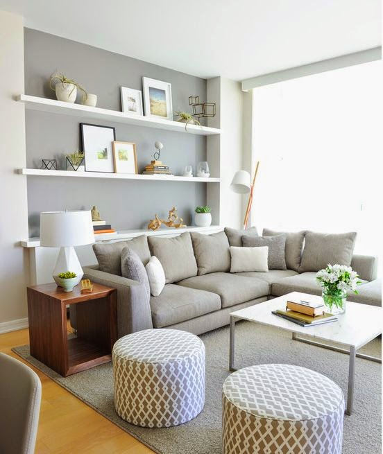 50+ Ideas Decoration of Modern Small Rooms With Pictures 14