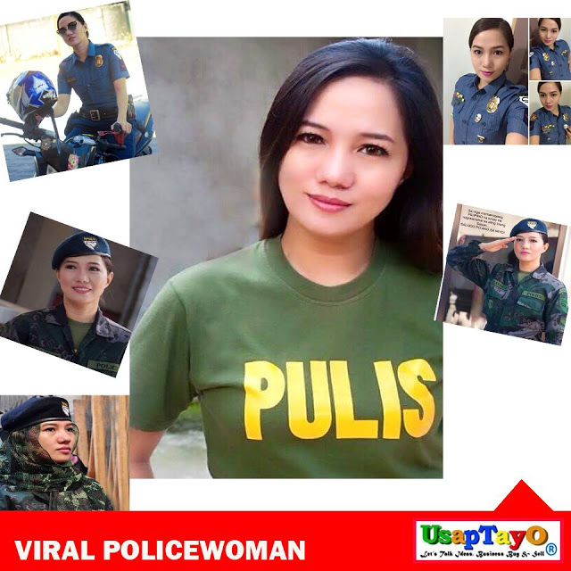 The prettiest police woman that you'll ever see! MUST SEE photos here!