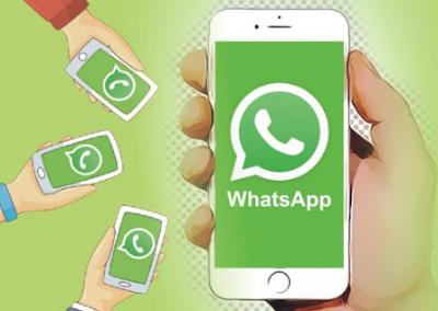 Cara Balas Pesan WhatsApp iOS Secara Rahasia
