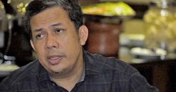 Fahri Hamzah Dilaporkan ke Polisi Sebut Jokowi Himpun Fee Proyek