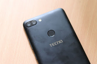 Tecno Camon I Twin Images, Review, battery