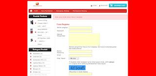 Source Code Toko Online PHP