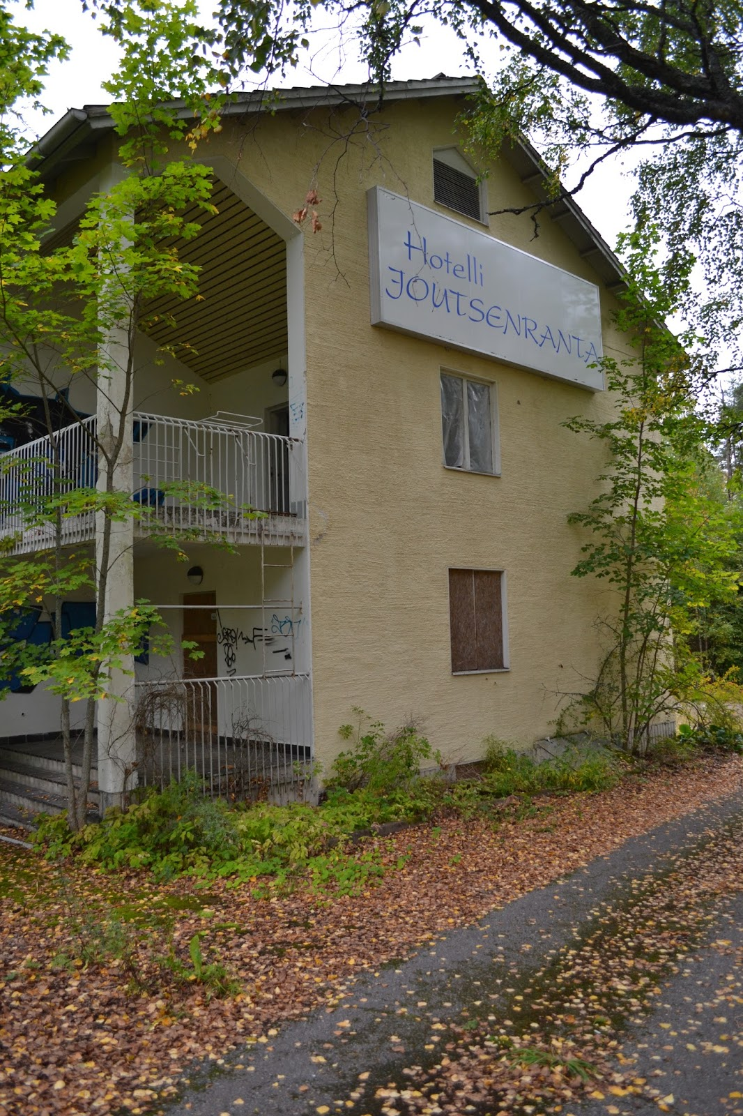 Hotelli Joutsenranta