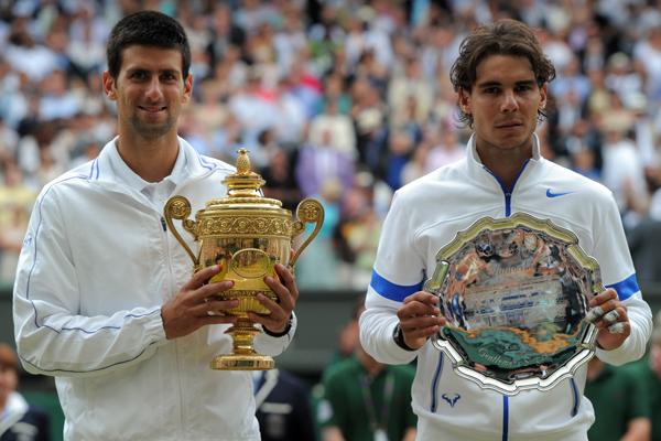 Wimbledon Nadal Djokovic