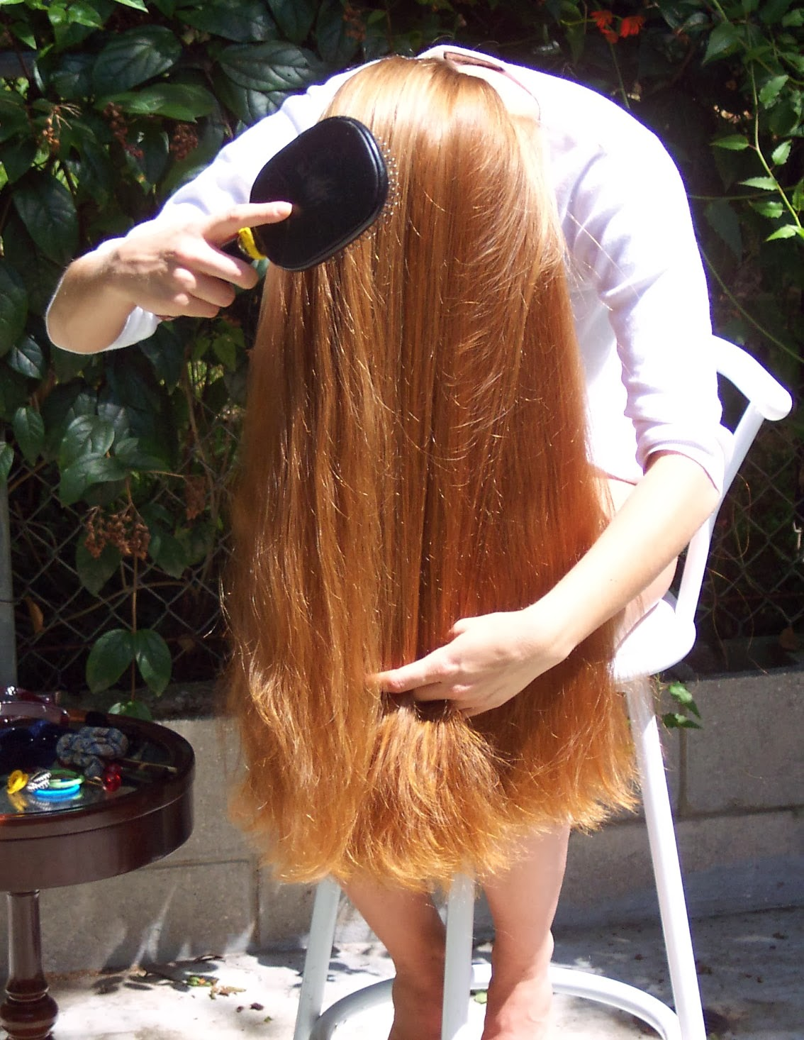 Long Haired Women Hall Of Fame Carmel