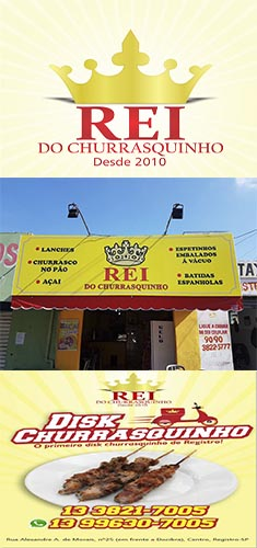 Rei do Churrasquinho