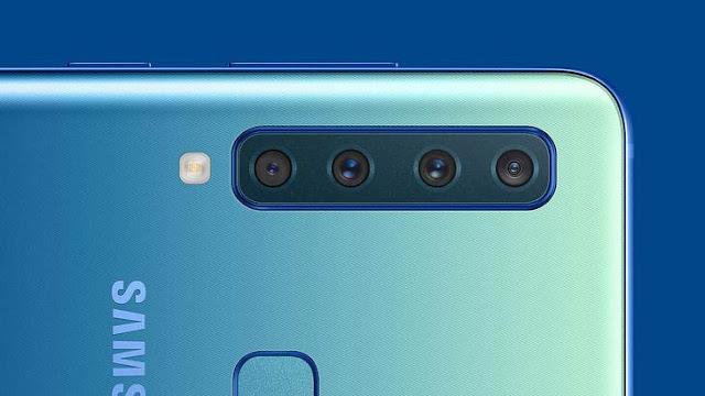 كاميرات 2018 Samsung Galaxy A9
