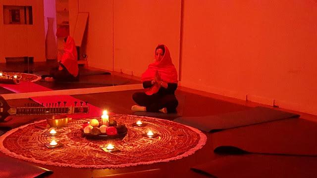 Talleres de Yoga ecléptico con Pablo Vinuesa Segura
