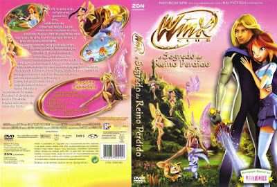 Winx Club O Segredo do Reino Perdido