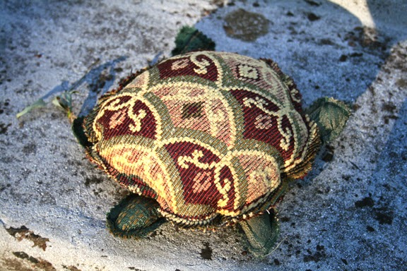 turtle, stuffie, upholstery fabric, animal
