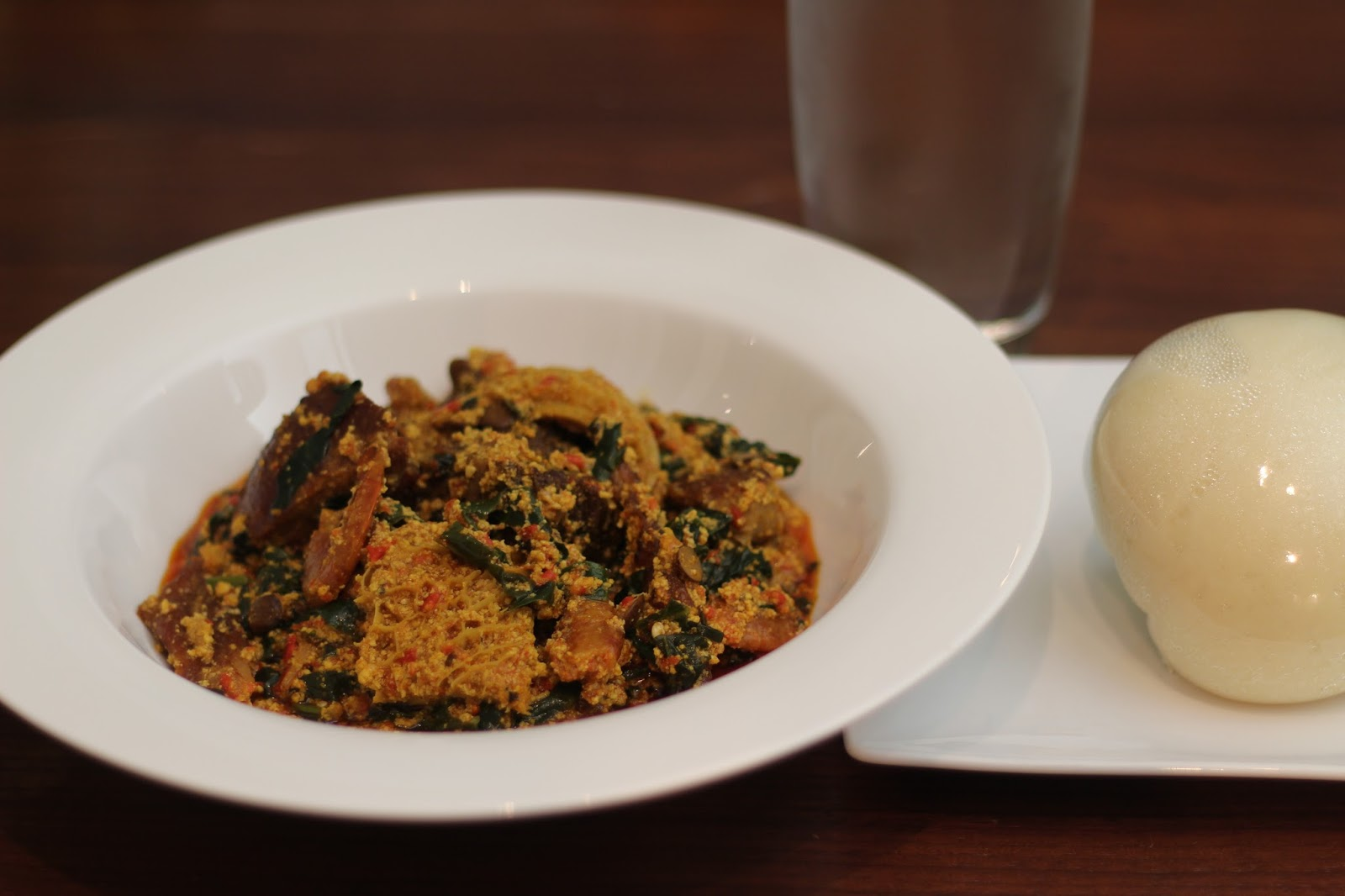 Egusi Soup Video Recipe Watch The Full Video Recipe On Youtube Here