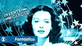 Mulheres Fantásticas #3 - Hedy Lamarr