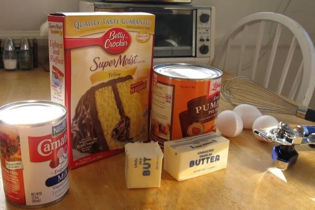 Cake Mix Substitute Applesauce For Oil