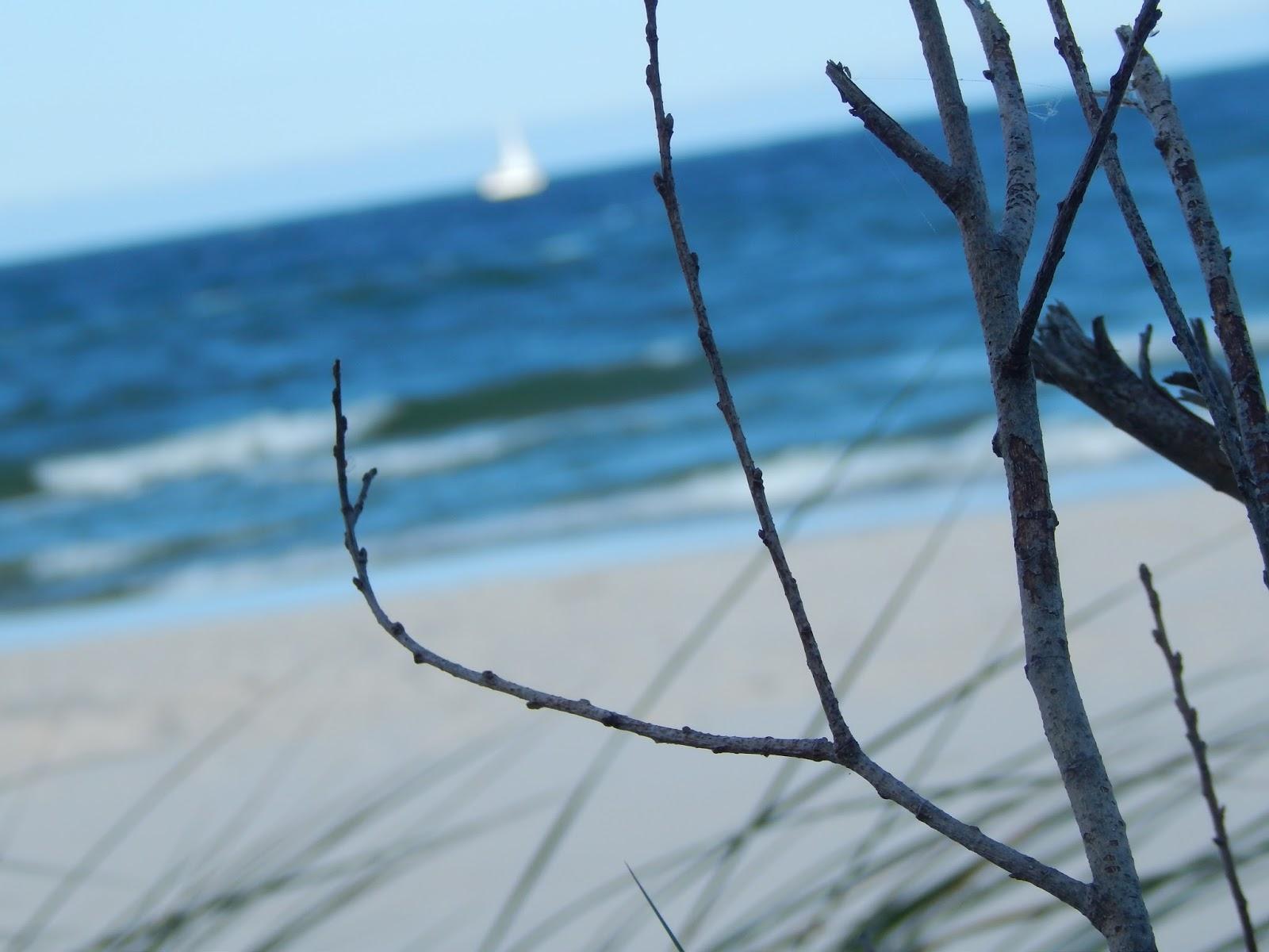 Hel pláž