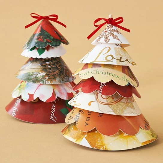 Lavoretti Di Natale Handmade.Il Mondo In Un Giardino Idee Per Un Natale Ecologico