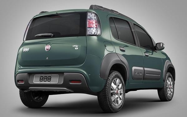 Fiat Uno Way (2018)