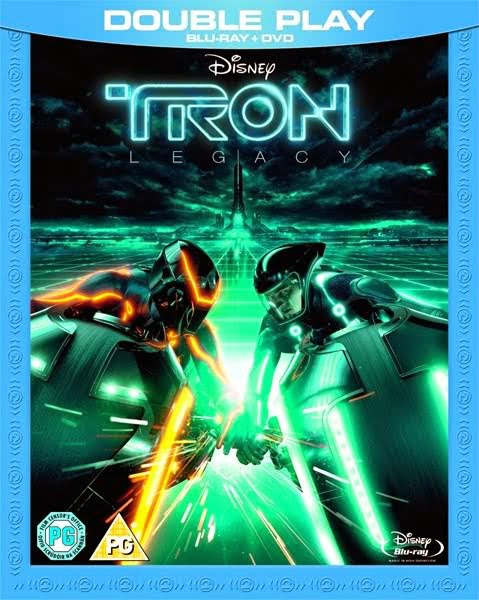 TRON Legacy 2010 Hindi Dubbed Dual BRRip 300mb