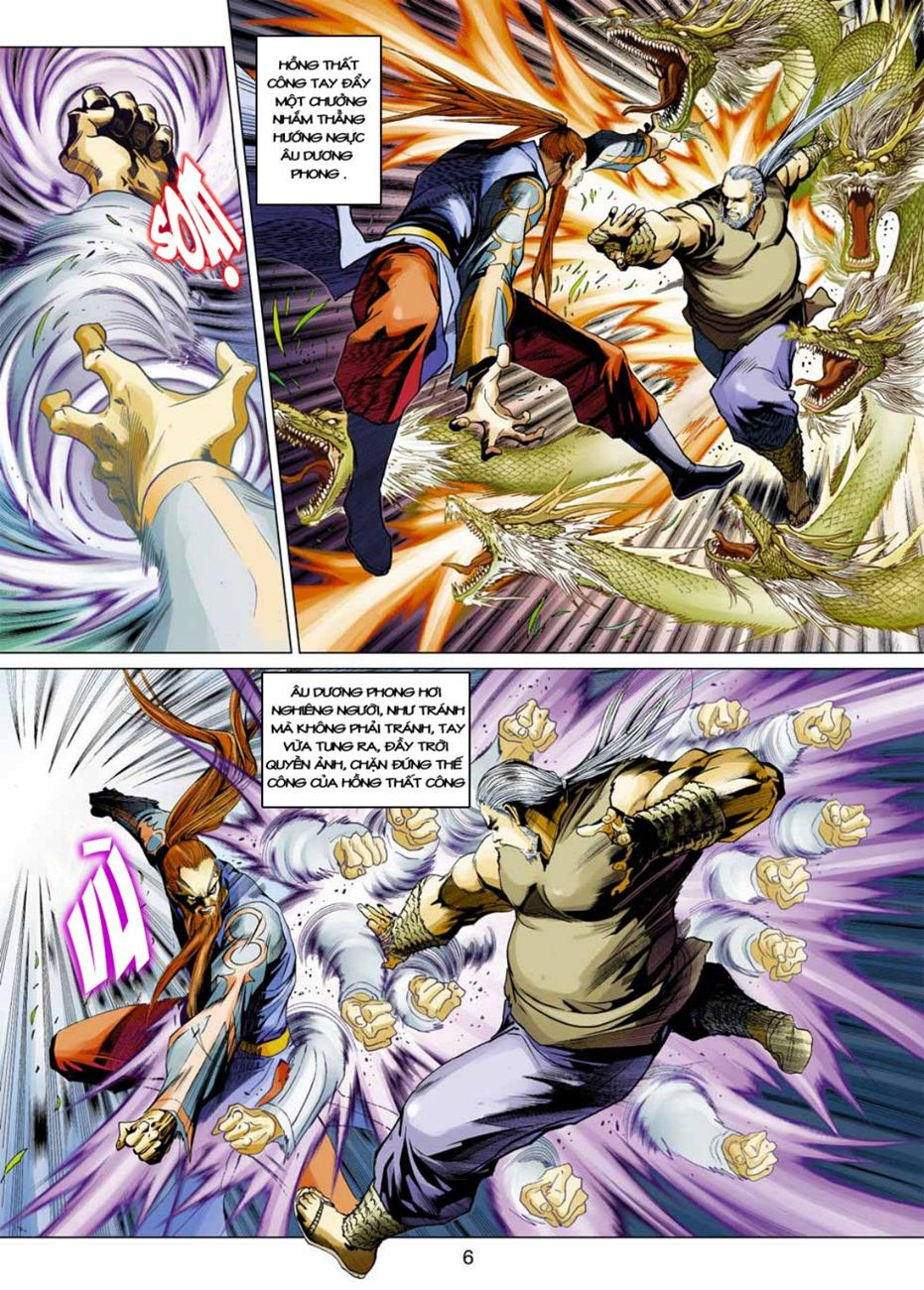 Anh Hùng Xạ Điêu anh hùng xạ đêu chap 45 trang 6